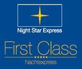 Night Star Express Logo
